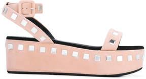 Giuseppe Zanotti Design studded platform sandals