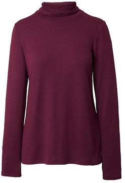 Banana Republic Long-Sleeve Soft Jersey Turtleneck