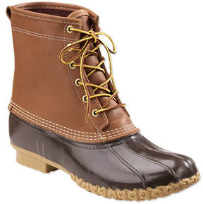 L.L. Bean Men's Bean Boots by L.L.Bean, 8 Gore-Tex/Thinsulate