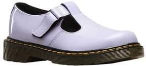 Dr. Martens Girls' Goldie T Bar Shoe Junior