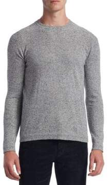 Saks Fifth Avenue COLLECTION Donegal Crewneck Sweater