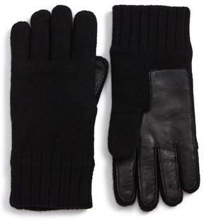 UGG Men's Smart Wool Blend Gloves