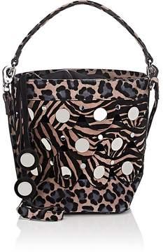 Pierre Hardy Women's Penny Suede Bucket Bag