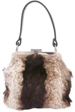 Dolce & Gabbana Rabbit Fur Bag