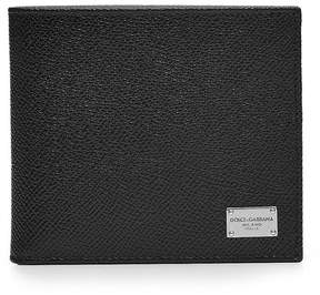 Dolce & Gabbana Leather Wallet - BLACK - STYLE