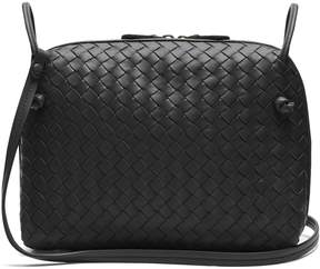 Bottega Veneta Nodini small intrecciato leather cross-body bag