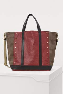 Vanessa Bruno Big leather tote bag