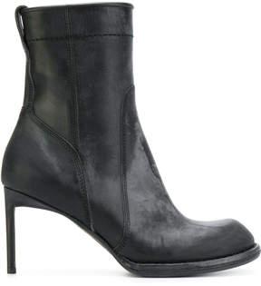 Haider Ackermann ankle length boots