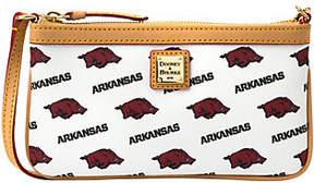Dooney & Bourke NCAA University of ArkansasSlim Wristlet - ONE COLOR - STYLE