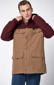 Globe Goodstock Colorblock Parka Jacket