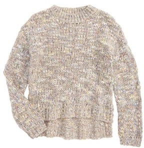 Treasure & Bond Girl's Chunky Sweater
