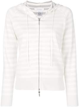 Cruciani long sleeved stripe sweater