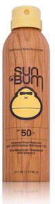 Sun Bum SPF 50 Continuous Spray Sunscreen