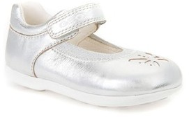Geox Toddler Girl's Jodie Metallic Butterfly Mary Jane