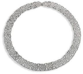 Adriana Orsini Anise All Around Crystal Necklace