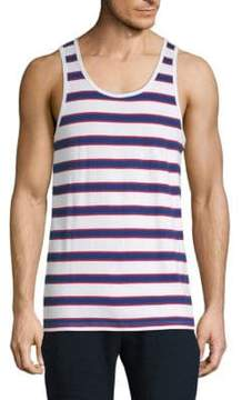 Alternative Miggy Stripe Cotton Tank Top