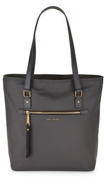 Marc Jacobs Trooper Nylon Tote - BLACK - STYLE