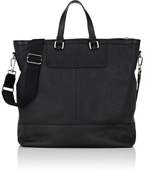 Barneys New York MEN'S LEATHER TOTE BAG