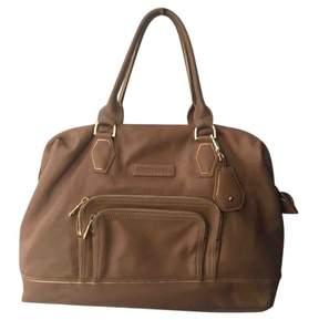 Longchamp Légende leather satchel - CAMEL - STYLE