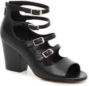 Isola Vanida Pump -Black Leather - Women's