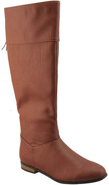 Michael Antonio Billy Flat Riding Boots - Wide Calf