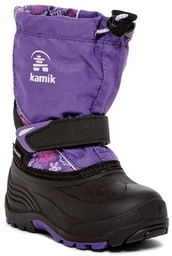 Kamik Sleet 2 Waterproof Snow Boot (Toddler Girl & Little Kid)