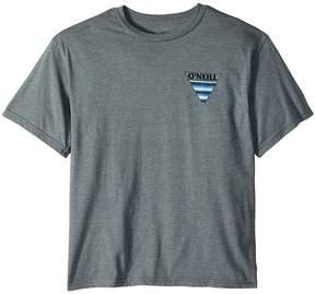 O'Neill Kids Streaker Short Sleeve Tee Screens Imprint Boy's T Shirt