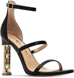 Katy Perry Vilan Chain-Heel Dress Sandals Women's Shoes