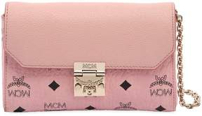 MCM Small Millie Leather Crossbody Bag
