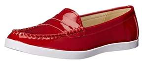 Wanted Womens Tabor Closed Toe Loafers.