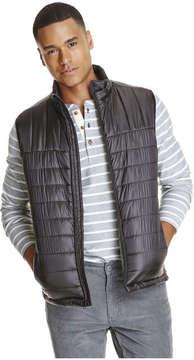 Joe Fresh Men's Essential Puffer Vest, JF Black (Size S)