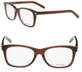 Saint Laurent 54MM Optical Glasses