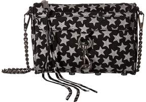 Rebecca Minkoff Mini Mac Cross Body Handbags - BLACK 3 - STYLE