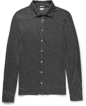 Massimo Alba Slim-Fit Wool Shirt
