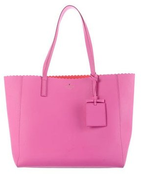 Kate Spade Cape Drive Hallie Tote - PINK - STYLE