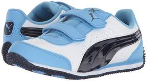 Puma Kids Speed Lightup Power V Boys Shoes