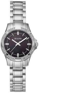 Bulova Women's Crystal Watch - 96L214