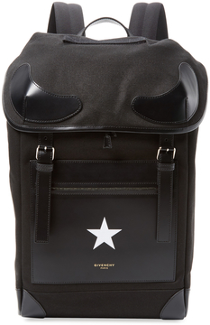 Givenchy Rider Cotton Backpack