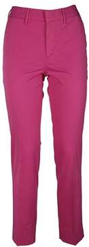 Pt01 Women's Cdvtnyz00stdtu600893 Purple Cotton Pants.
