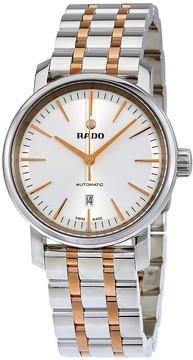 Rado DiaMaster Automatic Silver Dial Ladies Watch