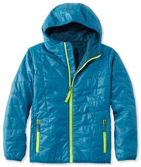 L.L. Bean L.L.Bean Boys' Puff-n-Stuff Jacket