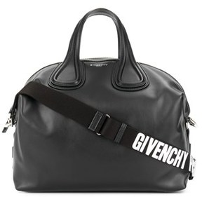 Givenchy Women's Black Leather Handbag.
