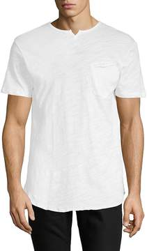 Kinetix Men's Short-Sleeve Cotton Tee