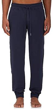 Hanro Men's Living Stretch-Cotton Jogger Pants