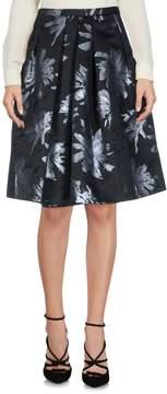 Satine Knee length skirts