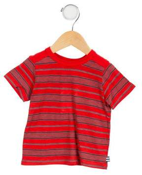 Splendid Boys' Striped Short Sleeve Shirt w/ Tags