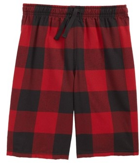 Tucker + Tate Boy's Flannel Shorts