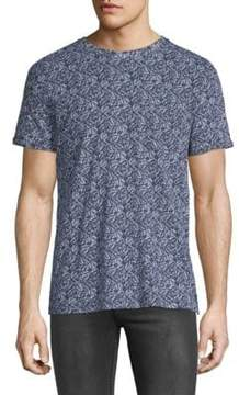 Eleven Paris Alfred Printed Cotton Tee