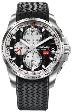 Chopard Mille Miglia Gran Turismo 168459 3037 Stainless Steel 44mm Mens Watch