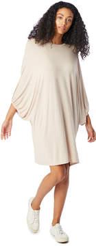 Alternative Apparel NYTT Jada Elastic Sleeve Poncho Dress